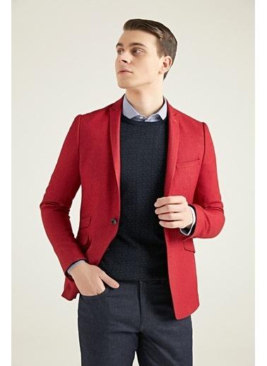 TWN Ceket Kırmızı